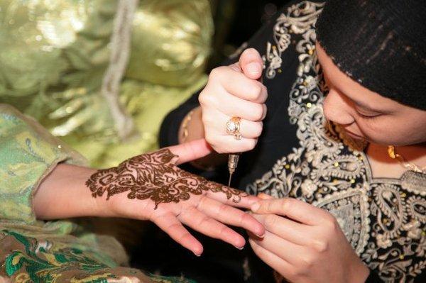 O que e tatuagem de Henna