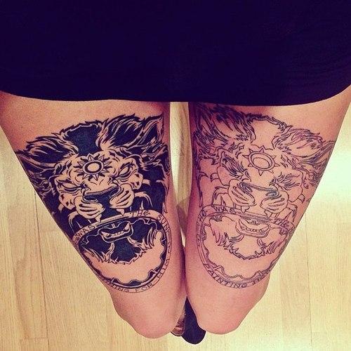 Tattoo na coxa (49)