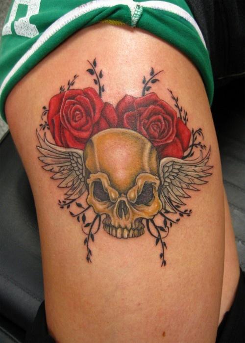 Tattoo na coxa (42)