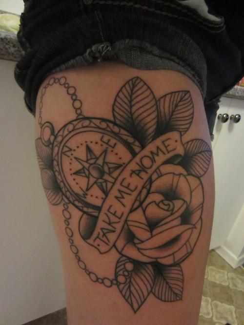 Tattoo na coxa (41)