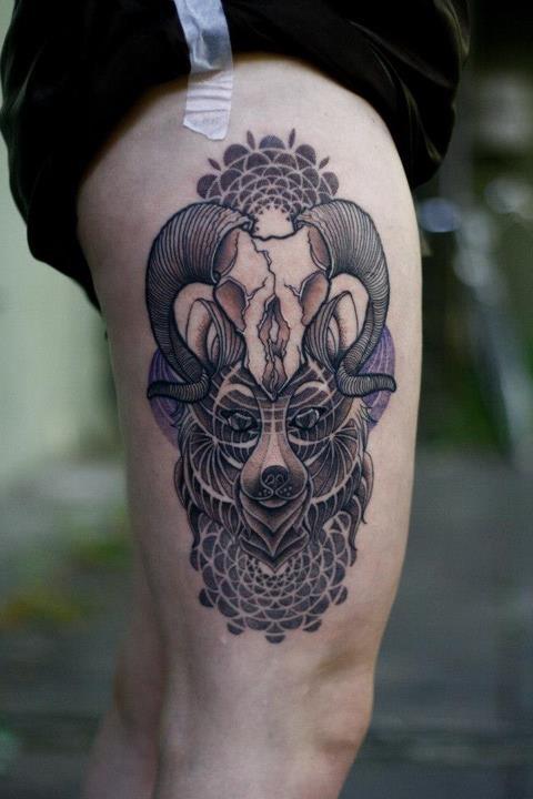 Tattoo na coxa (28)