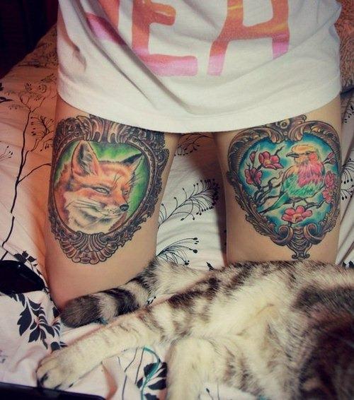 Tattoo na coxa (26)