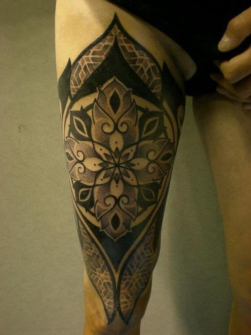 Tattoo na coxa (11)