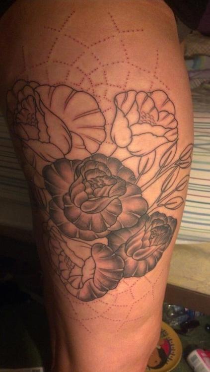 Tattoo na coxa (9)