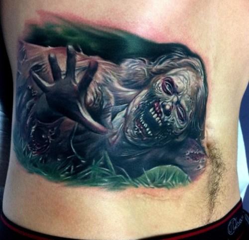 Tatuagens de Zumbis 100