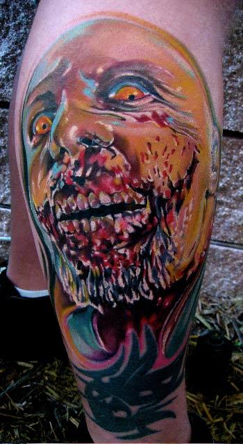 Tatuagens de Zumbis 101