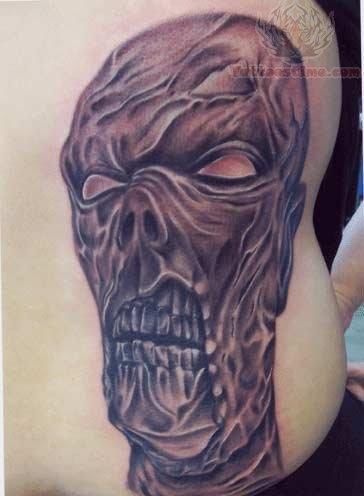 Tatuagens de Zumbis 104