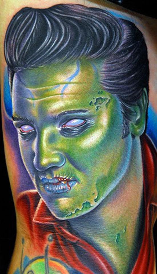 Tatuagens de Zumbis 106
