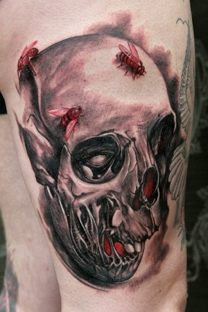 Tatuagens de Zumbis 108