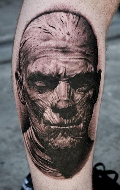 Tatuagens de Zumbis 110