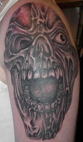 Tatuagens de Zumbis 112