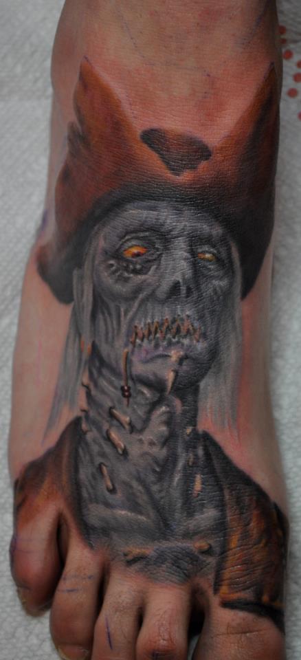 Tatuagens de Zumbis 115