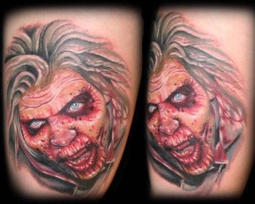 Tatuagens de Zumbis 56