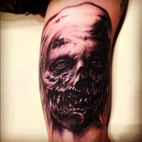 Tatuagens de Zumbis 58