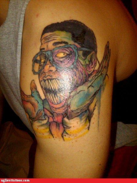 Tatuagens de Zumbis 63