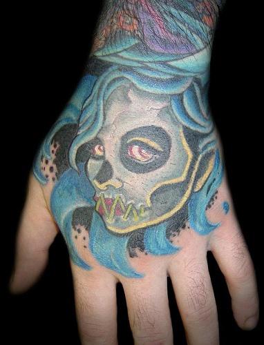 Tatuagens de Zumbis 65