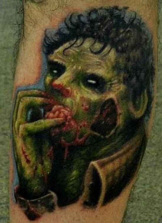 Tatuagens de Zumbis 69