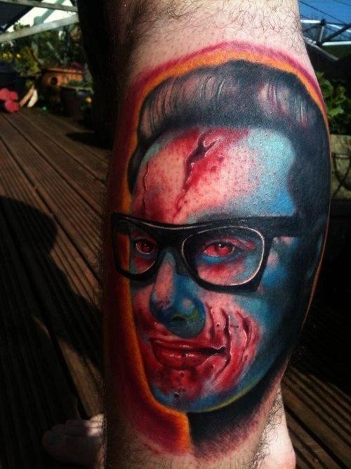 Tatuagens de Zumbis 71