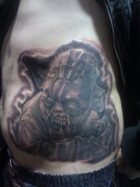 Tatuagens de Zumbis 73