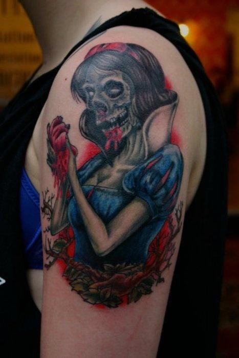 Tatuagens de Zumbis 75