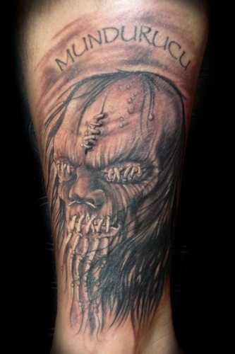 Tatuagens de Zumbis 78