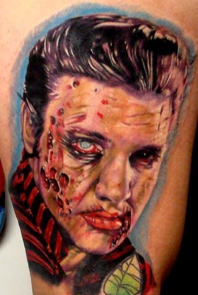 Tatuagens de Zumbis 83
