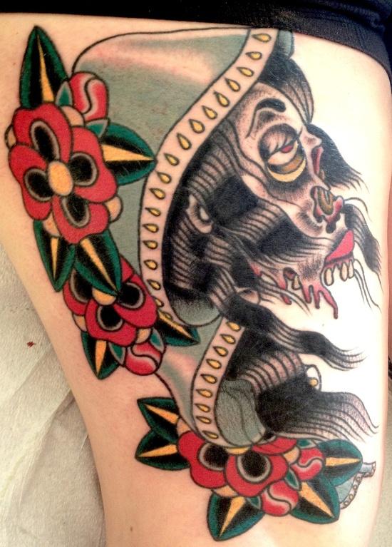 Tatuagens de Zumbis 86