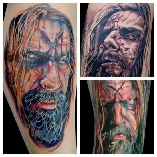 Tatuagens de Zumbis 88