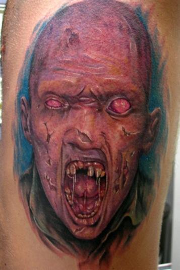 Tatuagens de Zumbis 93