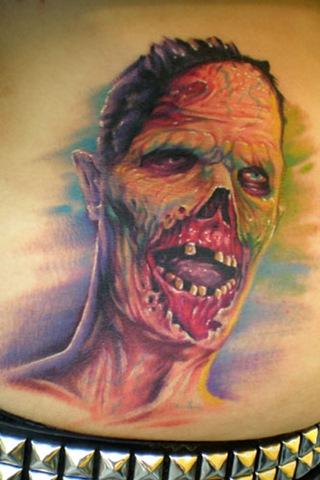 Tatuagens de Zumbis 95