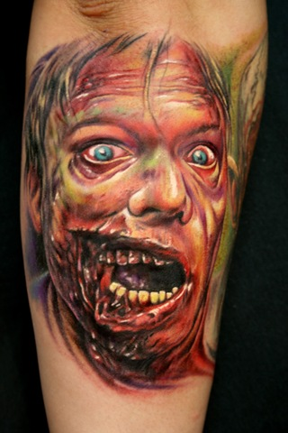 Tatuagens de Zumbis 96