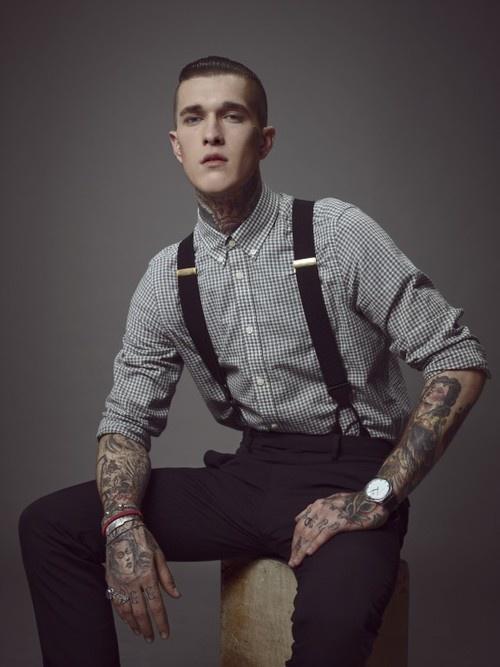 Homem tatuado Jimmy Q 09