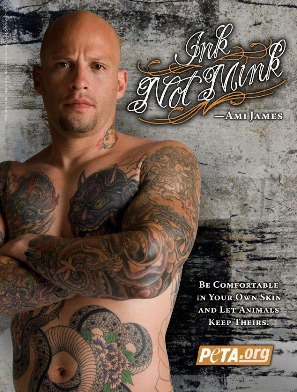 Homen Tatuado - Ami James 01