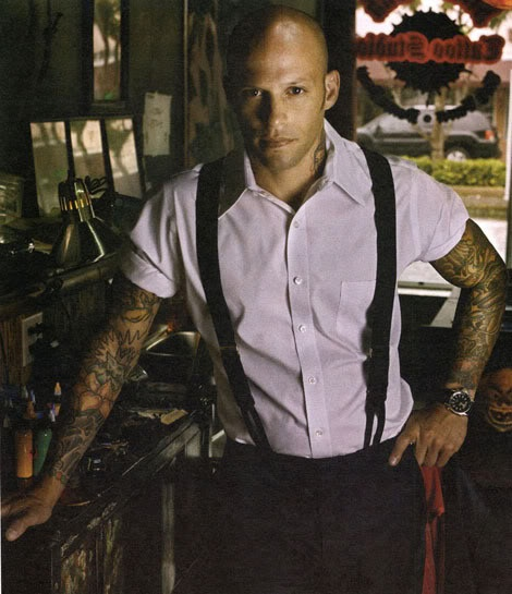 Homen Tatuado - Ami James 02