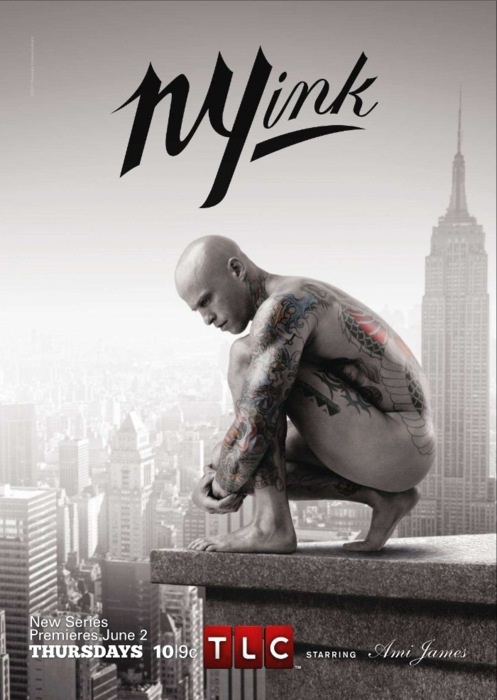 Homen Tatuado - Ami James 03