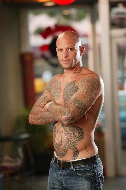 Homen Tatuado - Ami James 05