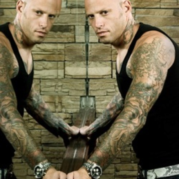 Homen Tatuado - Ami James 06