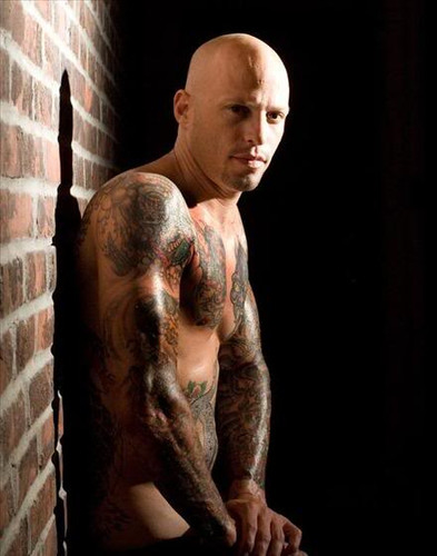 Homen Tatuado - Ami James 07