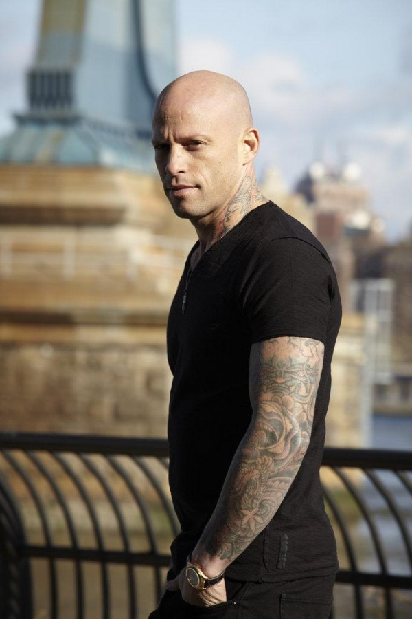 Homen Tatuado - Ami James 11