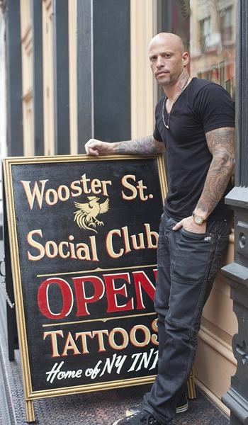 Homen Tatuado - Ami James 26