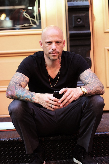 Homen Tatuado - Ami James 27