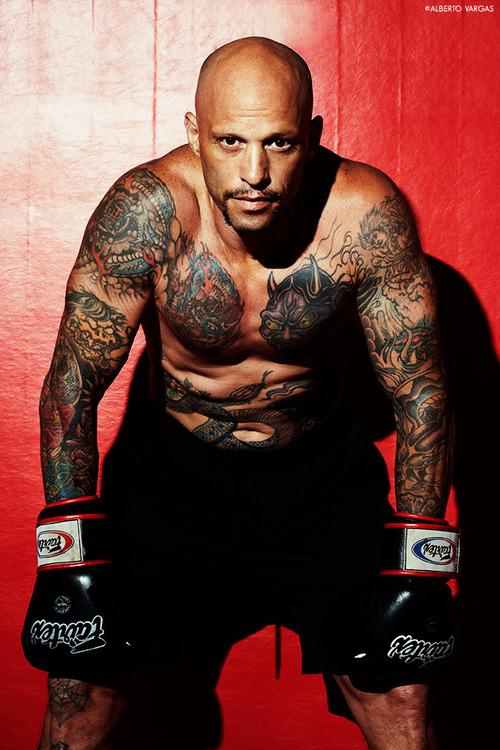 Homen Tatuado - Ami James 30