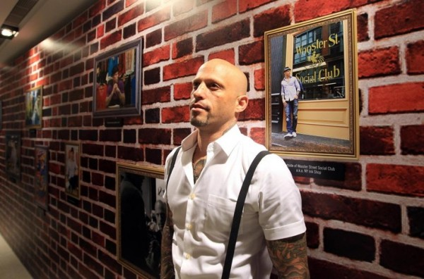 Homen Tatuado - Ami James 33