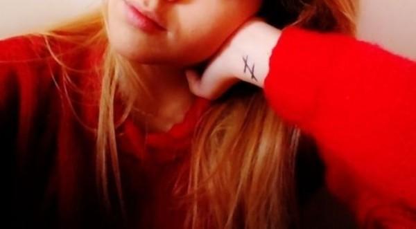 Micro tatuagens 16
