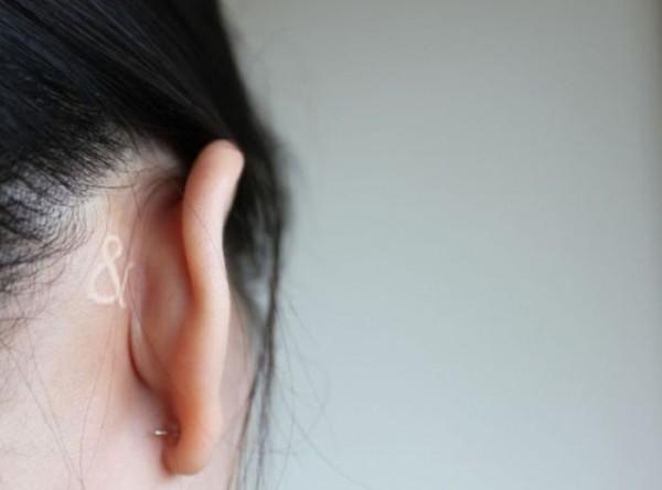 Micro tatuagens 32