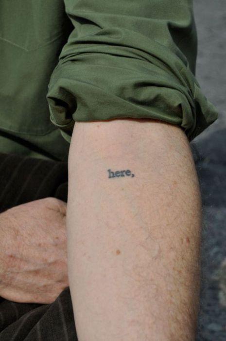 Micro tatuagens 51