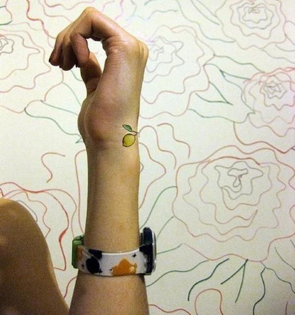 Micro tatuagens 66