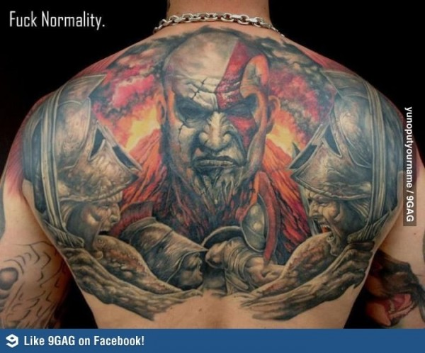 Tatuagens de Kratos do God Of War 04