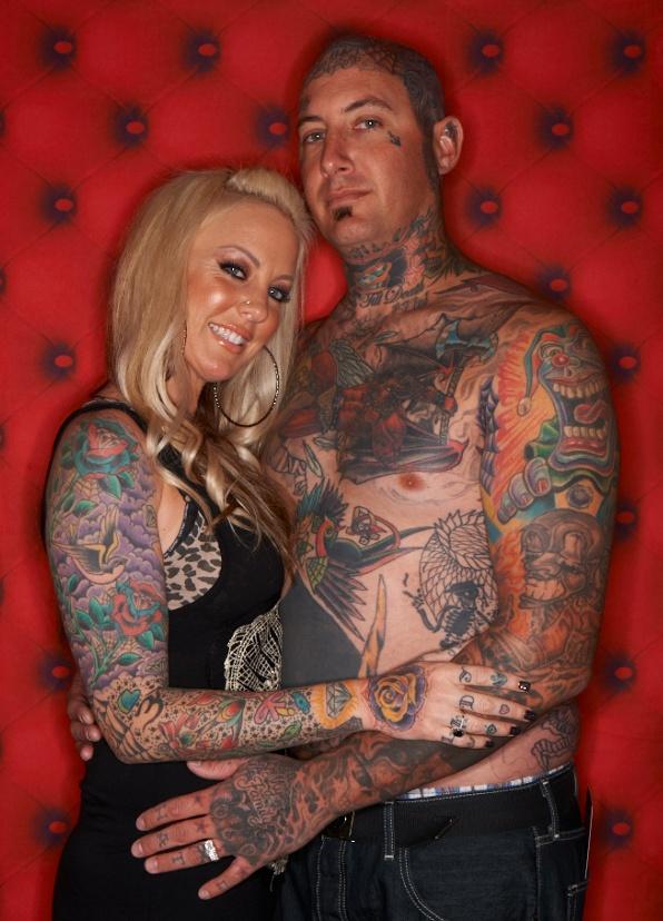 Fotos de casais tatuados para o dia dos namorados 20
