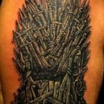 44 Fotos de tatuagens de Game Of Thrones